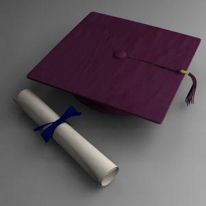 diplomas and studies